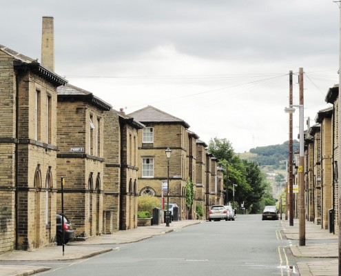saltaie, west yorkshire